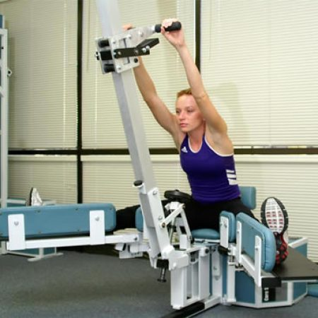 Core Super Stretch Machine